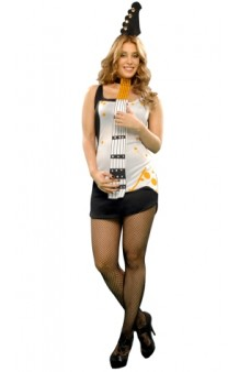 Disfraz Guitarra Eléctrica