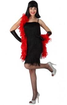 Disfraz Cabaret Negro