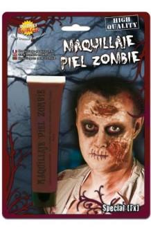 Tubo de Crema Piel Zombie Morada