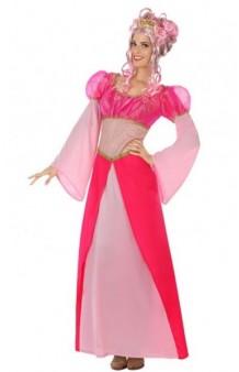 Disfraz Princesa Rosa Cuento
