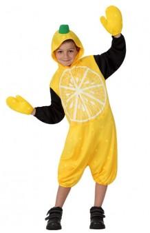 Disfraz Limón