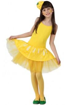Disfraz Chica Limón