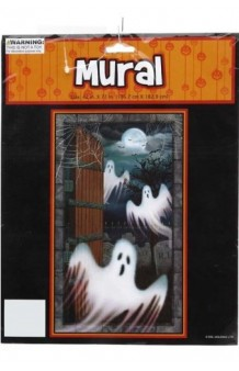 Póster Fantasmas, 100 x 76 cm. (Modelos Surtidos)