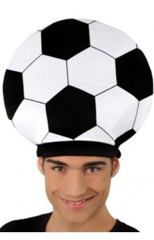 Sombrero Balón Fútbol