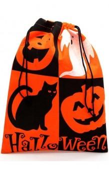 Bolsa Halloween, 40 x 30 cm.