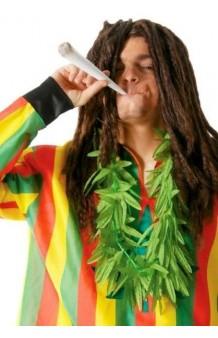 Collar Hippie Hojas Marihuana. AGOTADO.