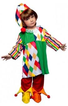 Disfraz Payasa Arlequina