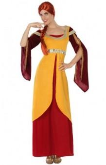 Disfraz Dama de la Corte Medieval