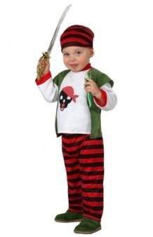 Disfraz Bucanero Baby