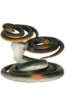 Serpiente Látex, 70 cm.