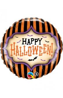 "Globo ""Happy Halloween"", 46 cm."