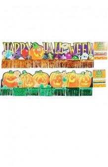Banner Happy Halloween, 134 cm.