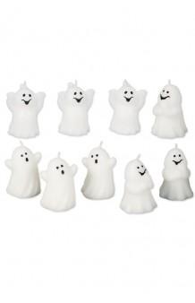 Kit 3 Velas Fantasmas