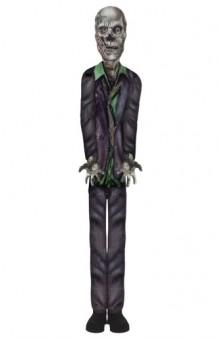 Figura Zombie Pared, 152 cm.