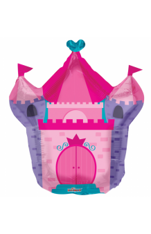 Globo Castillo Princesas, 71 cm