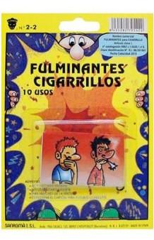 Pack 10 Petardos Cigarros