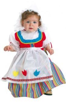 Disfraz Holandesa 18 meses