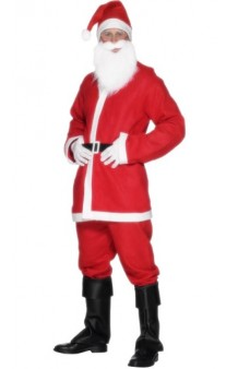 Disfraz Papá Noel Basic