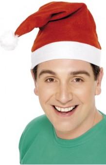 Gorro Papa Noel Basic