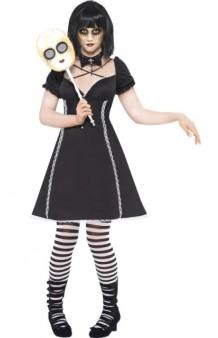 """Disfraz Muñeca Siniestra (""""Horror Doll"""")"""