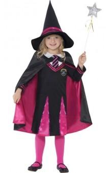 Disfraz Bruja Estudiante 4-6 años
