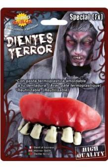 Dientes Bruja/Monstruo