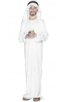 Disfraz Árabe Blanco