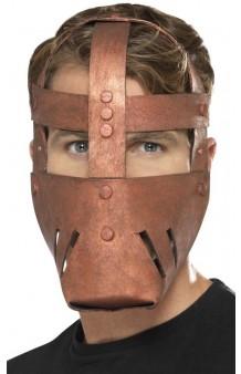 Máscara Gladiador Bronce EVA