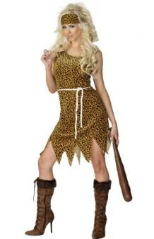 Disfraz Mujer Cavernícola
