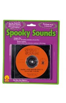 CD Música y Sonidos Terroríficos