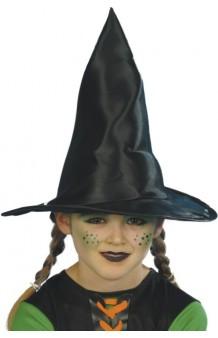 Sombrero Bruja Negro Infantil