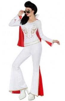 Disfraz Chica Elvis
