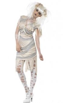 Disfraz Momia Girl