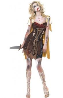 Disfraz Gladiadora Zombi T. M