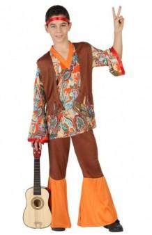 Disfraz Hippie Otoño