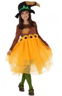 Disfraz Chica Espantapájaros