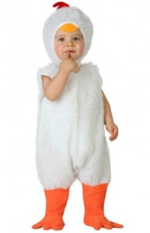 Disfraz Gallina Baby
