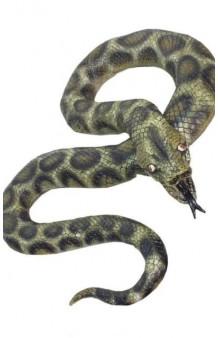 Serpiente Pitón Látex, 180 cm.