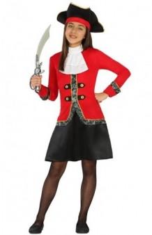 Disfraz Capitana Pirata