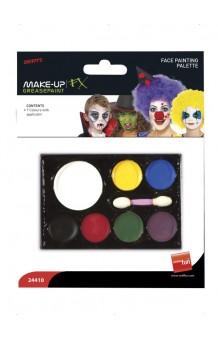 Paleta 7 Colores Maquillaje