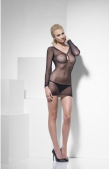 Body Stocking Fever Lingerie Keyhole