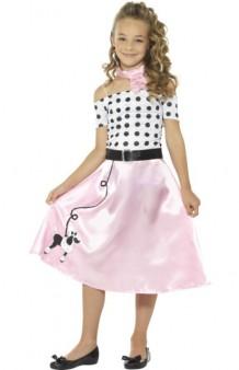Disfraz Chica Pink Lady