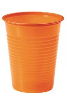 Vasos Naranjas, 24 uds.
