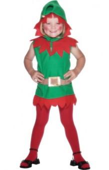 Disfraz Elfo Baby