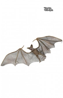 Murciélago Colgante con Luz, 120 cm.