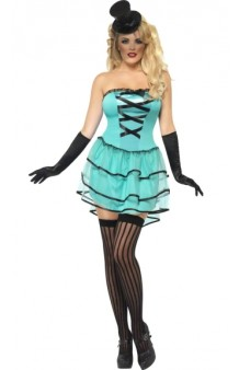 Disfraz Burlesque Roxi Delite Fever