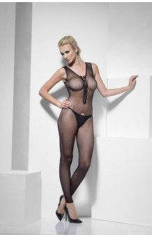 Body Stocking Negro Fishnet Fever Lingerie