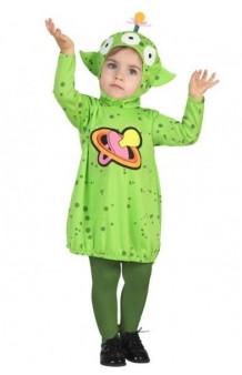Disfraz Baby Alien