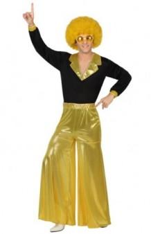 Disfraz Disco Oro Chico