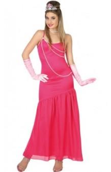 Disfraz Dama Rosa